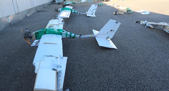 内部优惠券:俄军方发布攻击俄基地无人机照片