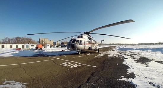 载21人俄渔船失联 救援人员在日本海找到