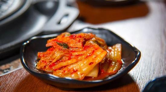 ▲韩国风味泡菜 图片来源:摄图网