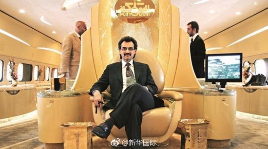 涉腐沙特首富王子想花钱换自由:钱不够