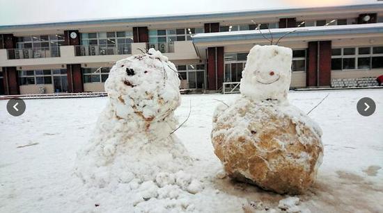 日本熊孩子教室烤肉 学校撤走暖炉让学