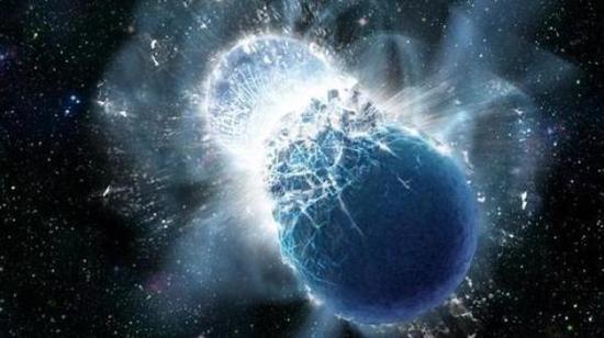人类首次观测到双中子星并合事件被选为2017年头号科学突破。