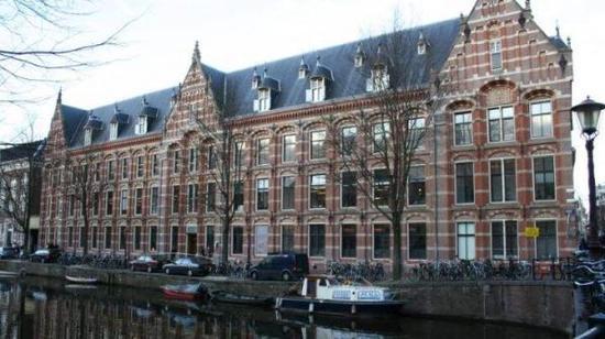 荷兰阿姆斯特丹大学  资料图