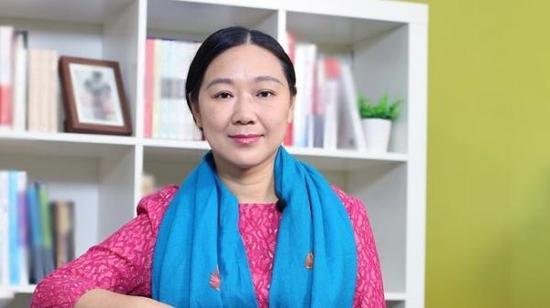 精准pk10聊天室计划:《芈月传》作者蒋胜男在浙江当选全国人大代表