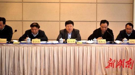 赌博开户:易地扶贫搬迁工作不实_湖南7县区负责人被约谈