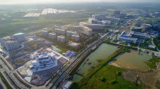 海南博鳌乐城国际医疗旅游先行区。视觉中国 资料图