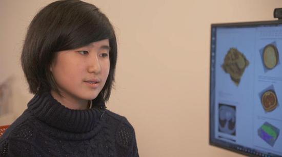 14岁华裔学生开发app 帮阿兹海默症患者记起亲人