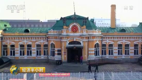 """这座新城忽然一夜突起 可谓""""西方莫斯科"""""""
