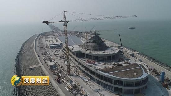 这座大桥正式竣工 将带来400亿经济效益(图)秋吉雏儿