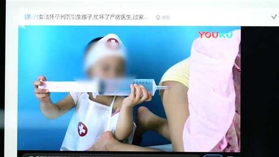 """""""儿童邪典片""""流入中国:冰雪奇缘艾莎公主被开喉"""
