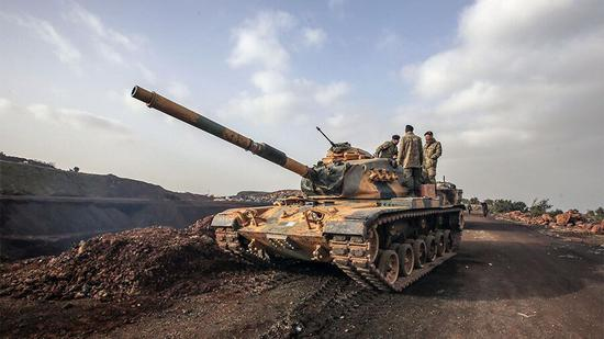 7名士兵在叙境内军事行动中丧生 土耳其