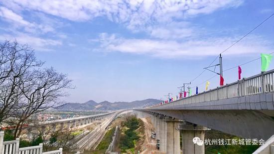 """本文图片均来自""""杭州钱江新城管委会""""微信公众号"""