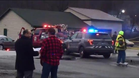 美国宾州一洗车场发生枪击案 已致5死1伤