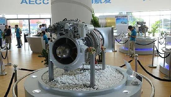 用于直-20的国产1600千瓦涡轴发动机。