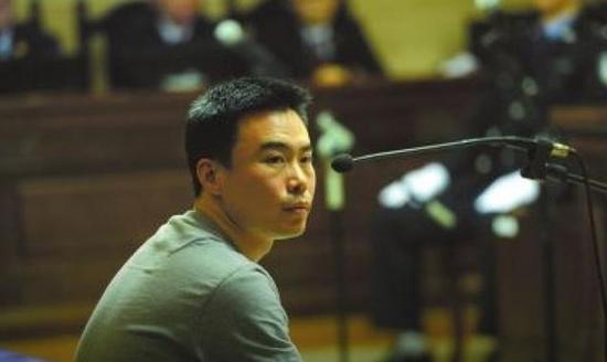 ▲王欣声称技术无罪。