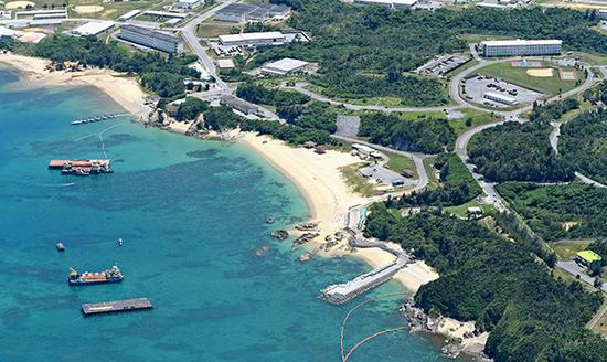 日本冲绳岛。视觉中国 资料图