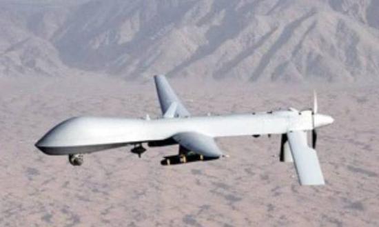《本日印度》在报道时所应用的无人机材料图