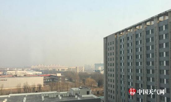 """北京空气质量""""闪现""""优良明起转差 本周仍无雨雪"""