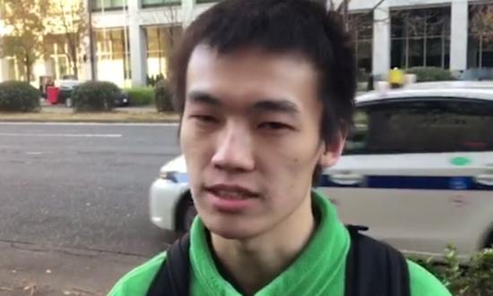 留学生群体对江歌案态度分化:有人以为判不了死刑