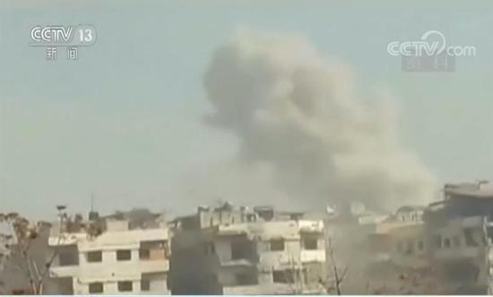 土耳其对叙境内库尔德武装发动炮击 至少进行36次