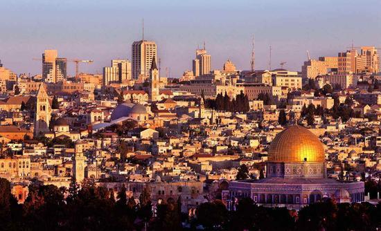 耶路撒冷 资料图