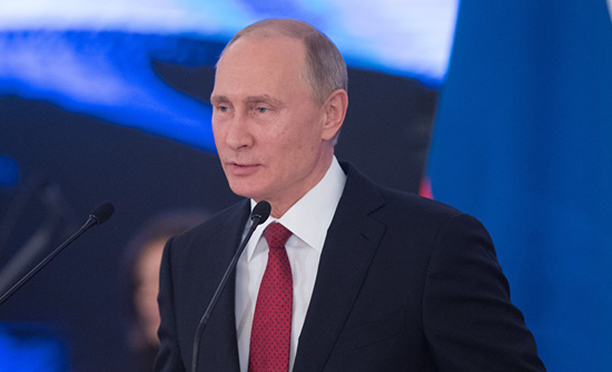 澳门金沙开户:克里米亚乌克兰人:无条件支持普京竞选俄总统