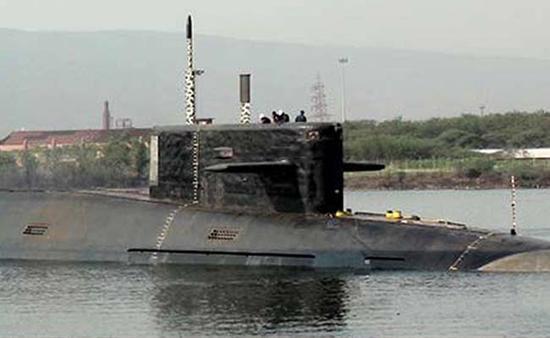"""印度""""歼敌者""""级潜艇"""