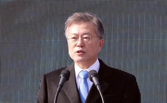 韩提议首脑会晤候选地首尔平壤或板门店