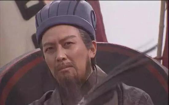 唐国强饰演的诸葛亮