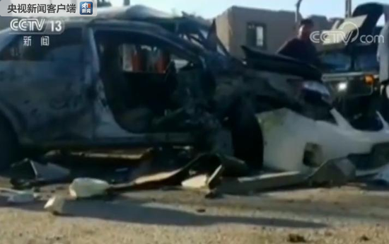 阿富汗东部遭自杀式爆炸袭击 致3死16伤