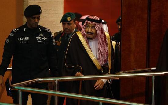 沙特反腐新动作:国王专设部门调查起诉腐败案件