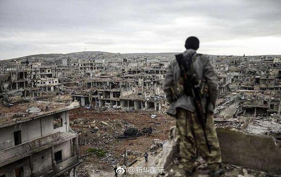 敘利亞:不需要美國1分錢 因爲它沾滿敘人民的鮮血