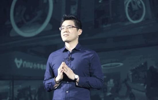 ▲牛电科技COO李彦。图片转自中国网