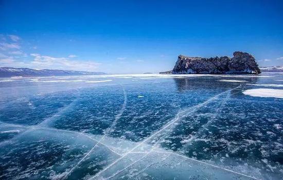 贝加尔湖风光