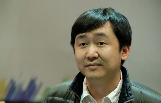 搜狗公司CEO王小川。西方IC 材料图