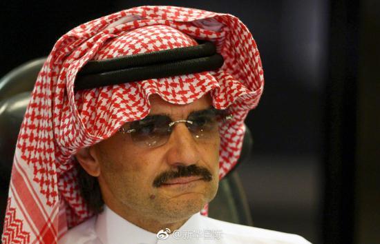 沙特首富王子拒付60亿美元和解金 从酒店