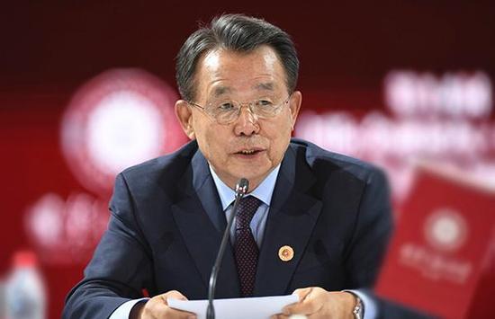 韩国前总理韩升洙 东方IC 资料图
