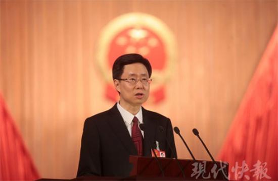 南京市代市长蓝绍敏:今年要为南京人办35件实事