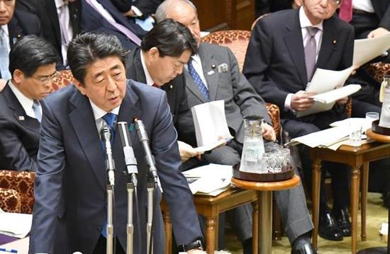 安倍提钓鱼岛声称别错看日本决心 日学者