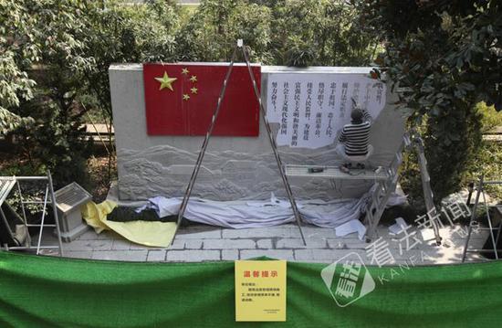摄/记者 朱建勇、王荣辉