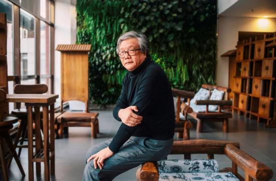 中国城市规划设计研究院原院长李晓江(王旭华 摄)