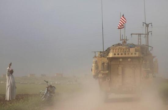 美国欲在叙新建边防部队 土耳其:完全不