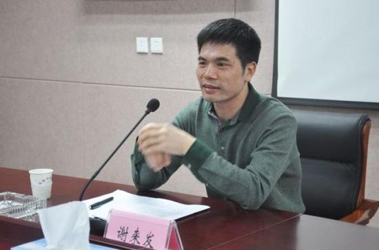 谢来发任江西上饶代市长 此前担任宜春市委副书记井柏然拍的电视剧
