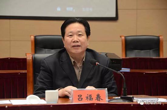 吕福春 观海解局微信公众号 资料图
