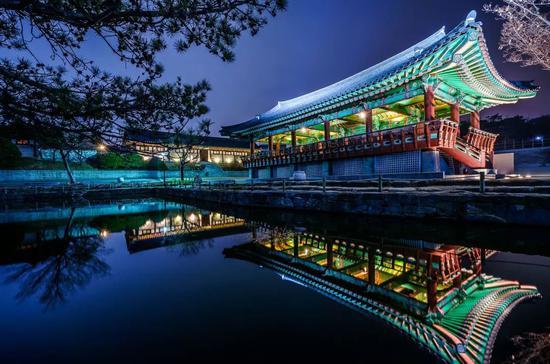 《韩式夜风情》 2016年12月 首尔 摄影:@星空STARZ