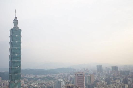 台北市景(图片来源:联合新闻网)