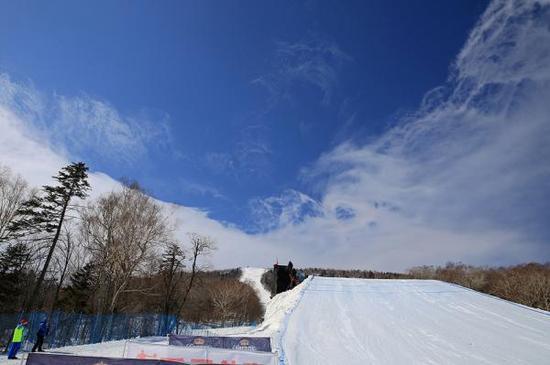 亚布力滑雪旅游度假区 视觉中国 资料图