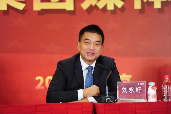 全国政协委员、新希望集团董事长刘永好