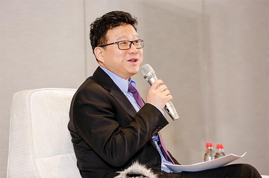 全国政协委员、网易董事局主席兼首席执行官丁磊