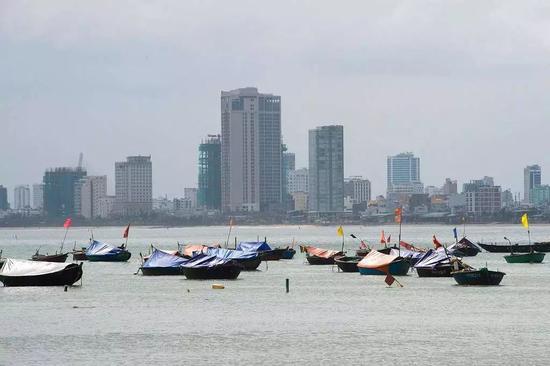 APEC峰會在越南峴港舉行。 圖/視覺中國